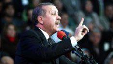 Erdoğan Baykal'a fena çıkıştı!
