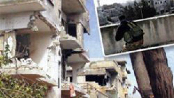 Humus'a dakikada 2 roket düşüyor