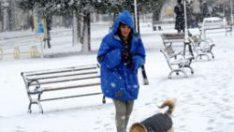 İstanbul'da kar etkisini ne zaman yitirecek?