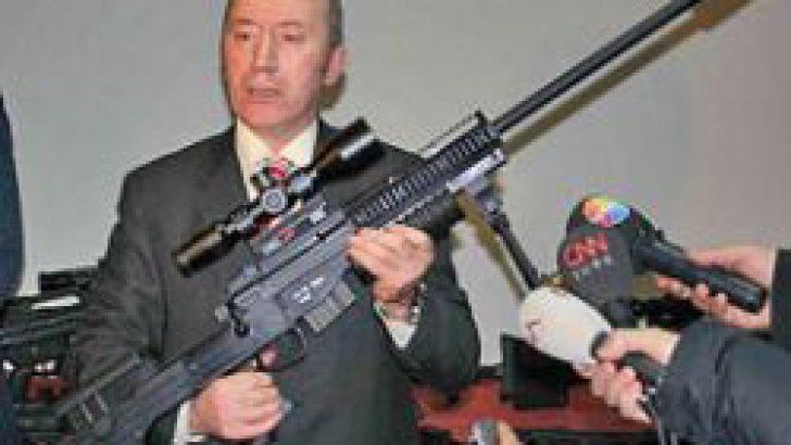 İşte askerin yeni silahı