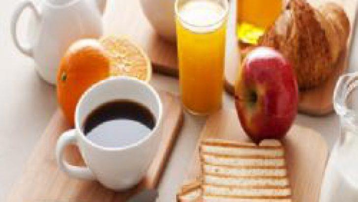 Kahvaltı Etmek Kalp Krizini Önlüyor