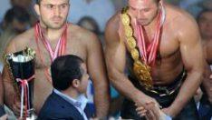 Kırkpınar Başpehlivanı Ali Gürbüz oldu