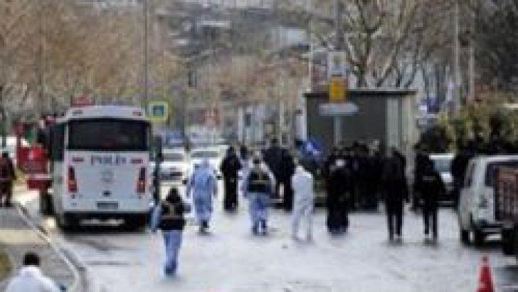 PKK roketatarla saldırdı