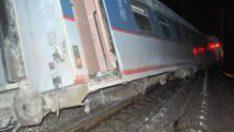 Rusya'da bir tren daha bombalandı!