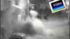 Siirt'teki karakol saldırısının görüntüleri