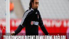 Trabzonspor, Olcan'ı renklerine bağladı