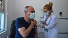 Gemlik Belediye Başkanı Mehmet Uğur Sertaslan'dan Aşı Çağrısı