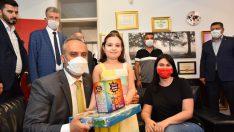 Ödül Avcısı Beren, Bursa'nın Gururu Oldu