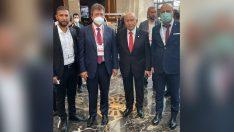 """Bursaspor; """"Başkanımız Hayrettin Gülgüler, TFF Olağan Genel Kurul Toplantısı'na Katıldı"""""""