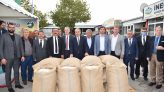 Büyükşehir'le Çiftçi Kazanıyor, Ürünler Değerleniyor